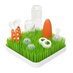 Grass escurridor de teteros y utensilios tipo grama, Verde Boon